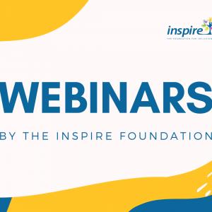 Webinars by Inspire Foundation