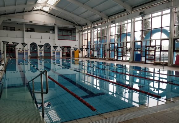 Inspire Foundation appeals for funds for pool project
