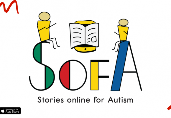 Free mobile application to assist autistic persons in coping with social situations